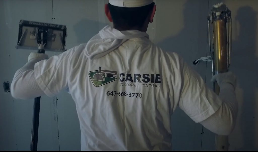 Commercial Drywall Services by Carsie Drywall Toronto