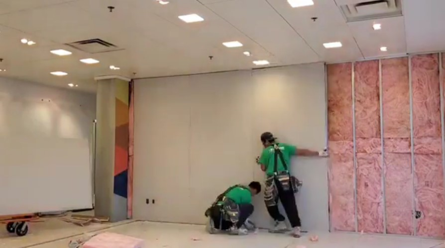 Commercial Drywall Installation Services Toronto